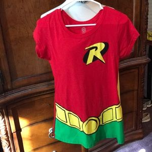 """robin"" costume top!"